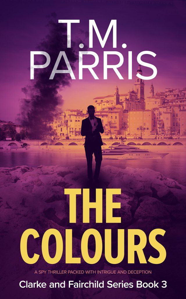 Cover of The Colours